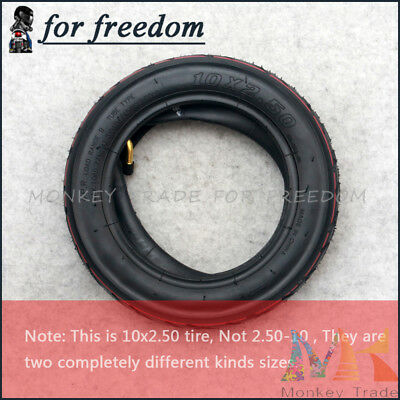 Tire and Inner Tube 10x2.125 10 inch for Folding E-Bike Scooter Rear Wheels