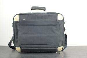Samsonite Laptoptasche, schwarz, 37 x 44 x 18 cm, Griff und Umhängegurt