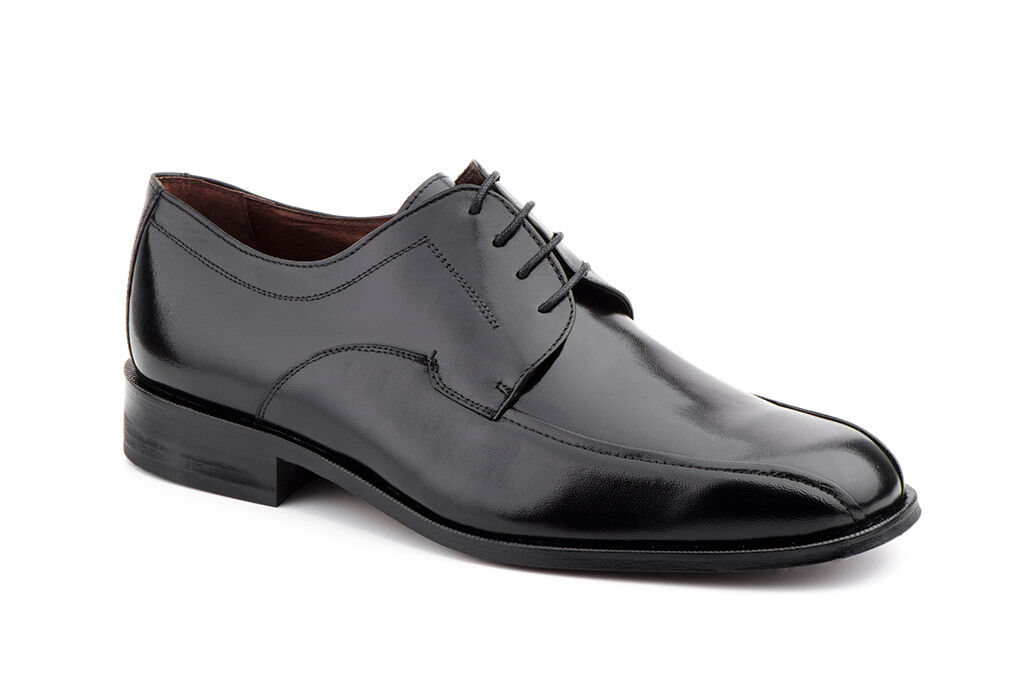 Herren Spezialweite Business Schuhe Schnürschuhe Gr. 39 40 41 42 43 44 45 SPAIN