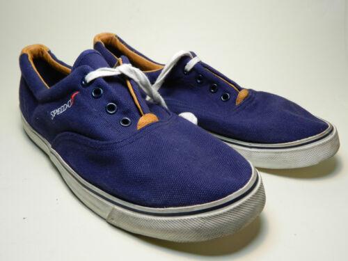 SPEEDO Casual Canvas Shoes /  Men Size 12 / Deadst