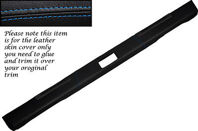 WHITE STITCH DASHBOARD SIDE TRIM COVERS FITS LAND ROVER DEFENDER 90 110 83-06