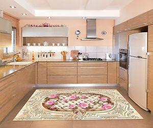 3d Motif Vigne Rose 305 Décor Mural Murale De Mur De Cuisine Aj Wallpaper Fr