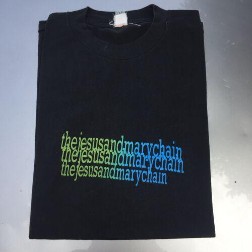Vtg Jesus And mary chain Single Stitch Tshirt Band