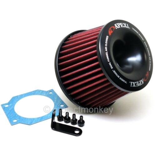 89-93 Nissan Skyline GTS R32 APEXi 507-N002 Power Intake Air Filter Kit Fits