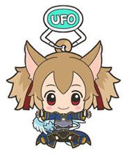 2 Sword Art Online Alfheim Sinon UFO Acrylic Key Chain Vol