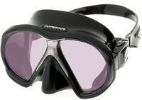 Atomic Sub Frame Arc Dive Mask Black Or Clear