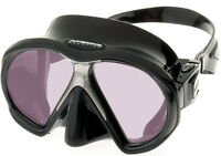 Atomic Sub Frame Arc Dive Mask Black Or Clear