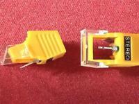 2 Actuex 310 Ii E Needle/stylus 707-de Hitachi St-103 N-1801 N-45 Cartridge
