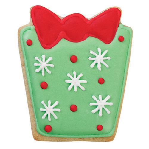 Wilton Santa Christmas Cookie Cutter Set of 3 Christimas Reindeer Cookies