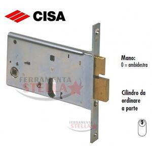 Caricamento Dellu0027immagine In Corso SERRATURA CISA  44460 A INFILARE A FASCIA X