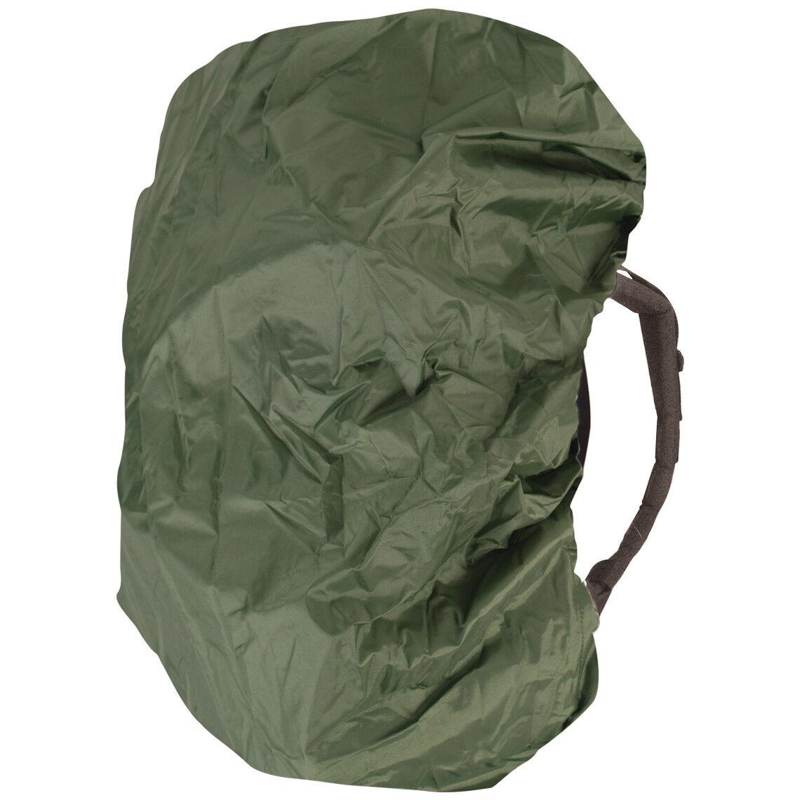 s l1600 - Táctica Senderismo Camping Mochila Mochila Lluvia Tapa Protección Impermeable Ol