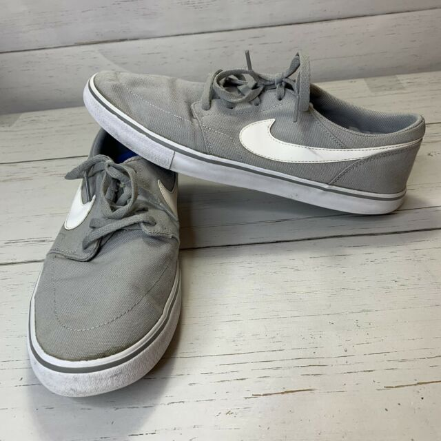Size 10.5 - Nike SB Portmore 2 Solar Canvas Wolf Grey for sale ...