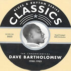The Chronological Dave Bartholomew: 1950-1952 by Dave Bartholomew (CD, Mar-2003, Classics)