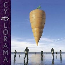 Cyclorama by Styx (CD, Feb-2003, Sanctuary (USA))