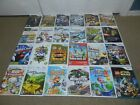 NICE SELECTION Nintendo Wii Games - U Choose One Mario Pokemon Star Wars Sports