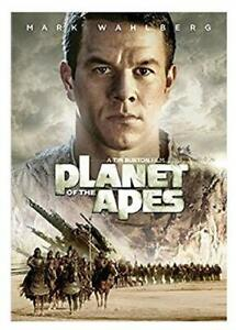 Planet Of The Apes 2001 Mark Wahlberg Dvd New 24543040965 Ebay
