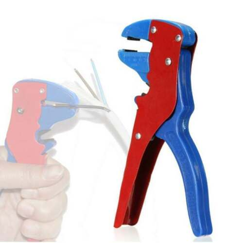 Réglable automatique fils câble Cutter Stripper Pince à sertir outil DB