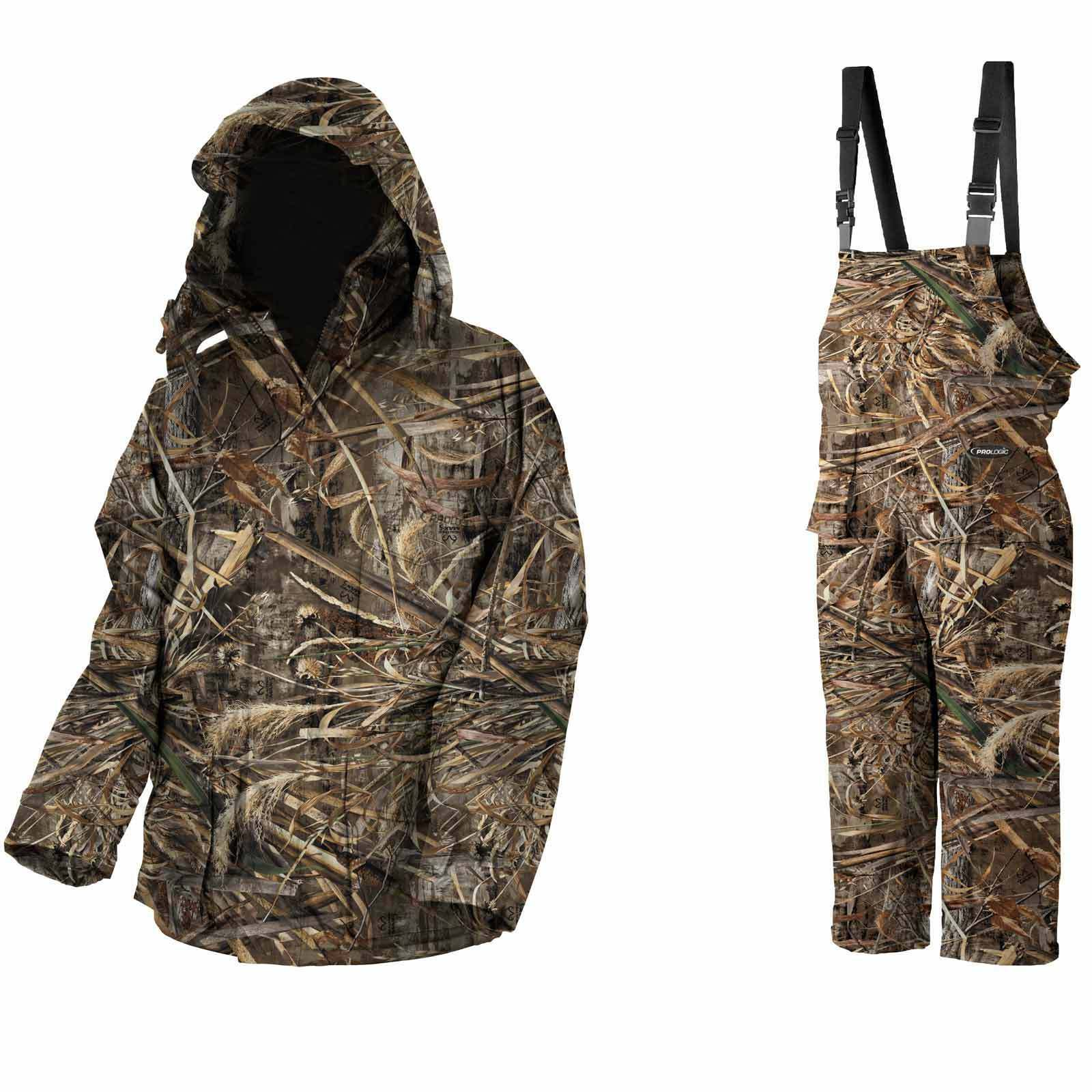 ProLogic a pesca inverno Tutamax5 comfort termo Suit 2 divisoriTaglia L