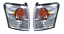 NEW-HEAD-LIGHT-CORNER-LAMP-GRILLE-amp-SURROUND-SUIT-TOYOTA-HILUX-2WD-2001-2005 thumbnail 2