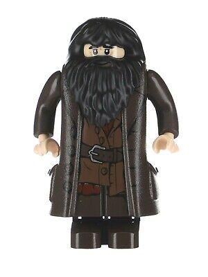 LEGO Rubeus Hagrid 4738 4865 10217 Harry Potter Minifigure Figure