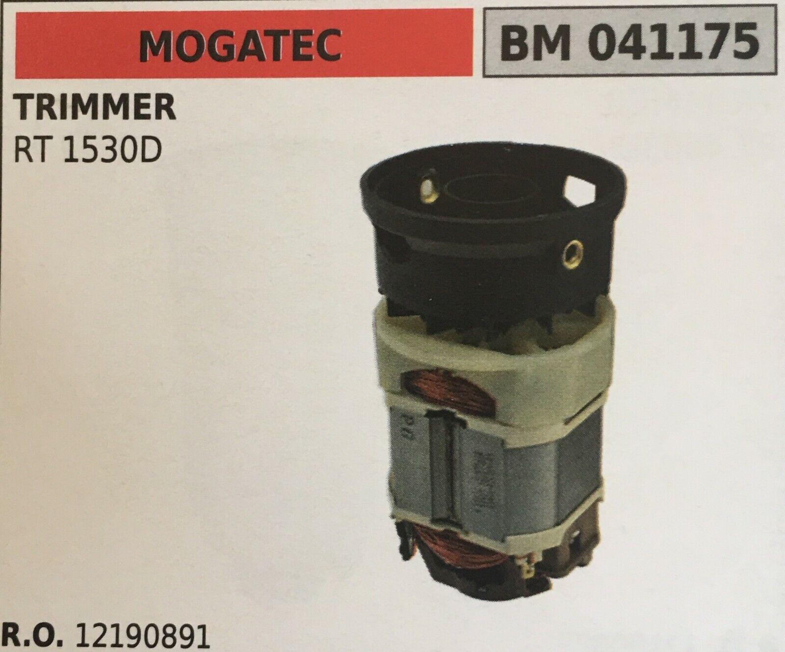 MOTORE ELETTRICO BRUMAR MOGATEC BM041175 TRIMMER RT 1530D