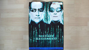 Matrix Reloaded Poster Matrix Reloaded Plakat Maße 70 cm x 50 cm - <span itemprop='availableAtOrFrom'>Nettetal, Deutschland</span> - Matrix Reloaded Poster Matrix Reloaded Plakat Maße 70 cm x 50 cm - Nettetal, Deutschland