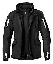 BMW StreetGuard Long Black jacket new size 56