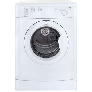 Indesit-IDV75-Eco-Time-B-Rated-7Kg-Vented-Tumble-Dryer-White