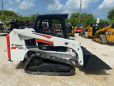 New Listing2018 Bobcat T450 Orop Low Hours Foot Control Deluxe Panel Great Tracks
