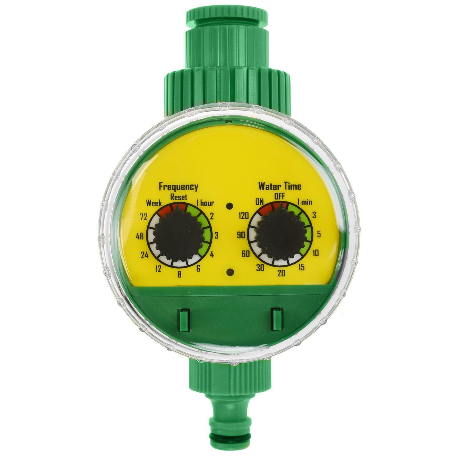 Automatic Electronic Water Timer Hose Tap Irrigation Plant 24/7 Daily Watering