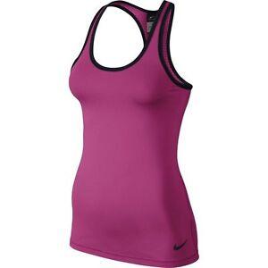 mujer Nike Hypercool de para Pro Rosa negro Camiseta tirantes wqxYIFEOF4