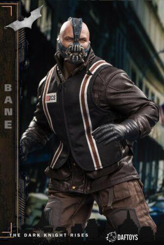 DAFTOYS 1//6 Batman Dark Knight Rises Bane 2.0 Clothes /& Head M34 Body New