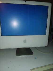 """For Parts early 2006 Model 17"""" Apple Imac Model A1144"""