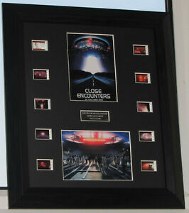 CLOSE-ENCOUNTERS-OF-THE-THIRD-KIND-FRAMED-FILM-CELL-MOUNTED-STEVEN-SPIELBERG