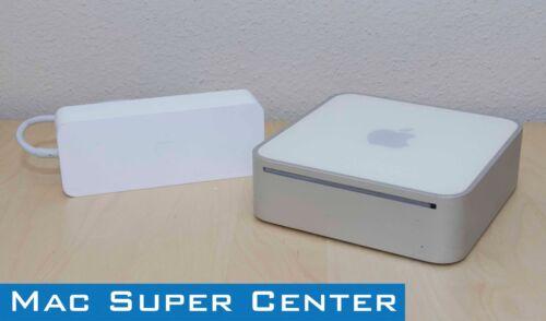 Apple Mac Mini - 1.83 Intel C2D  2 GB Ram  80 GB HD w/ Adapter - REFURBISHED