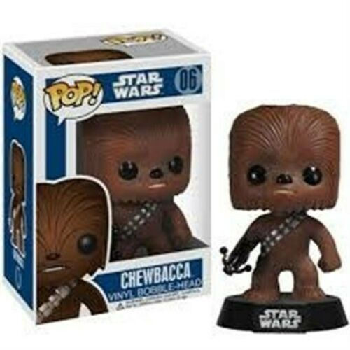 POP Star Wars Funko Chewbacca BOBBLE Brand New In Box
