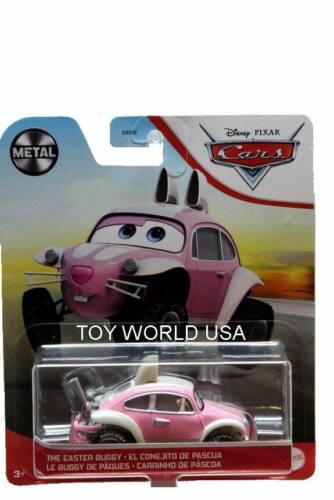 2021 Disney Pixar Cars Metal Series The Easter Buggy