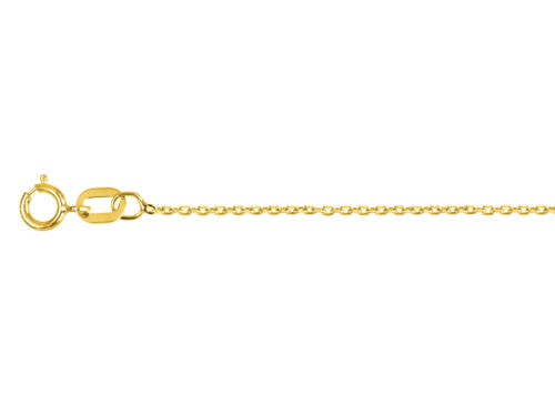 9 ct gold chain different gold chains  different sizes /& designs  new