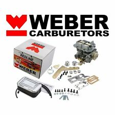 Mazda Dodge Mitsubishi 32/36 DGV Weber Carburetor Conversion Manual Choke Weber