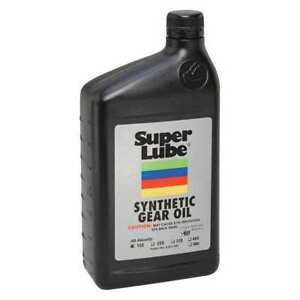 Synthetic-Gear-Oil-ISO-150-SAE-Grade-85W-1-Qt-Super-Lube-SUPER-LUBE-54100