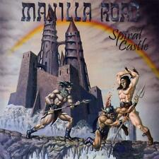 MANILLA ROAD Spiral Castle CD - 162300