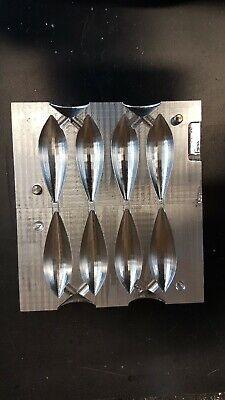 Distance lead mould 4in1 zip//bomb mould 4oz