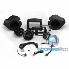 ROCKFORD FOSGATE RZR14-STAGE2 UPGRADE KIT FOR SELECT POLARIS RZR PMX-2 RM1652B
