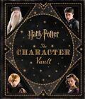 Harry Potter : The Character Vault by Jody Revenson (2015, Hardcover)