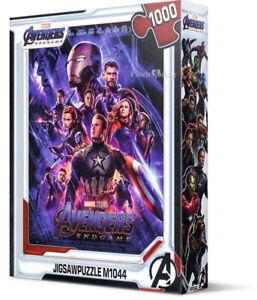 "Marvel Jigsaw Puzzles 1000 Pieces /""Avengers PLM1043 Endgame/"""