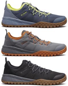 COLUMBIA-Fairbanks-Low-de-Marche-Sneakers-Chaussures-pour-Homme-Toutes-Tailles