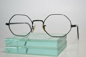 b4ae97973310 Vintage HUD-US Hexagonal Eyeglasses Frames 1 20 12K Gold-Filled ...