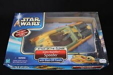 ZB370 Hasbro Star war Attack clones Speeder Anakin skywalker blast-off Panels