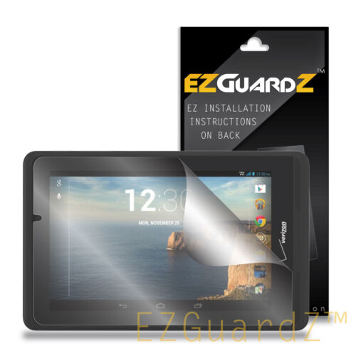 1X EZguardz Clear Screen Protector Shield 1X For Verizon Wireles Ellipsis 7