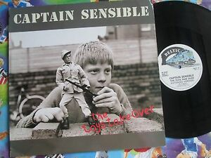 Captain-Sensible-The-Toys-Take-Over-Deltic-Rec-DELT-1T-Vinyl-12inch-Maxi-Single